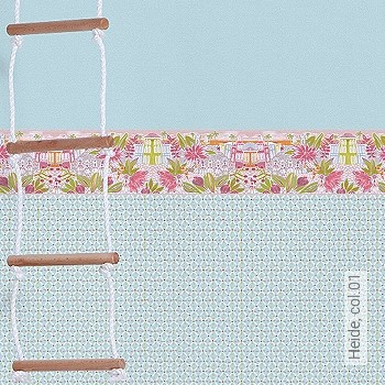 Preis:19,95 EUR - Kollektion(en): - Blumen - KinderTapeten