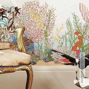Preis:325,00 EUR - Kollektion(en): - Blumen - KinderTapeten