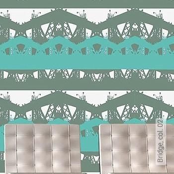 Preis:208,00 EUR - Kollektion(en): - Brücke - NEUE Tapeten