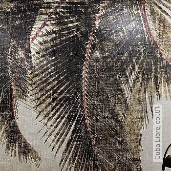 Preis:1.037,00 EUR - Kollektion(en): - Braun - FotoTapete - Blätter - Creme