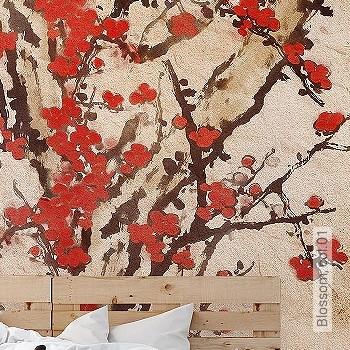 - Kollektion(en): - Braun - FotoTapete - Creme - Blumen - Florale Muster