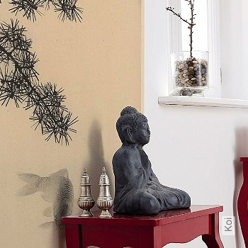 Preis:76,90 EUR - Kollektion(en): - Braun - NEUE Tapeten - Tapeten in Grau - FotoTapete