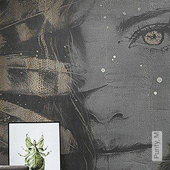Preis:590,00 EUR - Kollektion(en): - Braun - Tapeten in Grau - Hoch wasserbeständig - FotoTapete - EN15102/EN13501.B-s1 d0 - Trocken restlos abziehbar - Moderne Tapeten