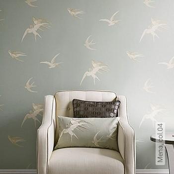 Preis:81,60 EUR - Kollektion(en): - Braun - Tapeten in Grau - Tapeten mit Vogelmotiven