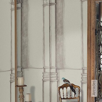 Price:296,25 EUR - Kollektion(en): - Changierend - Drawings - Mural