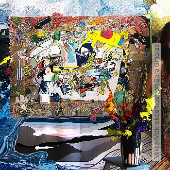 Preis:307,50 EUR - Kollektion(en): - Collage - FotoTapete