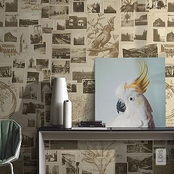 Preis:438,50 EUR - Kollektion(en): - Collage - NEUE Tapeten
