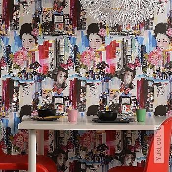 Preis:34,60 EUR - Kollektion(en): - Collage - NEUE Tapeten