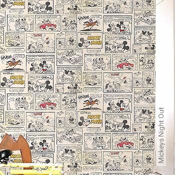 Preis:26,95 EUR - Kollektion(en): - Comic Tapeten - KinderTapeten