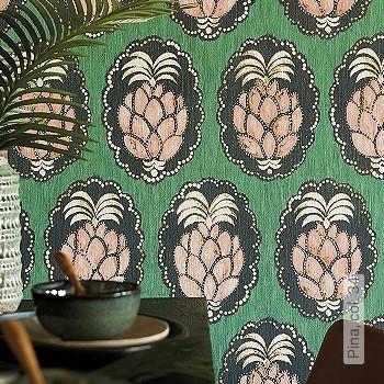 Preis:52,20 EUR - Kollektion(en): - EN15102/EN13501.B-s1 d0 - Florale Muster