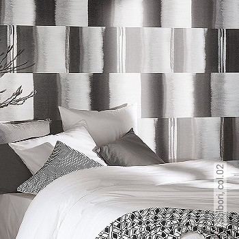 Price:78,00 EUR - Kollektion(en): - EN15102 / EN13501.B-s1 d0 - Good light fastness - Black - Paste-the-wall