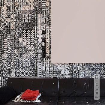 Price:236,40 EUR - Kollektion(en): - EN15102 / EN13501.B-s1 d0 - Good light fastness - Black - Paste-the-wall
