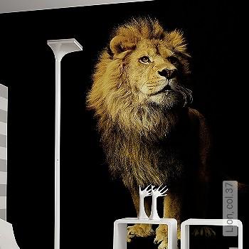 Preis:409,30 EUR - Kollektion(en): - EN15102/EN13501.B-s1 d0 - Gute Lichtbeständigkeit - Schwarz - Animal Print