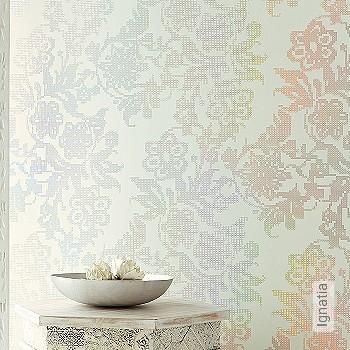 Preis:135,00 EUR - Kollektion(en): - EN15102/EN13501.B-s1 d0 - Gute Lichtbeständigkeit - Schwarz - Florale Muster