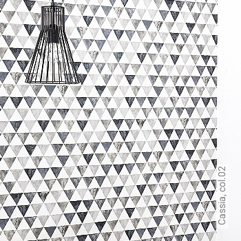 Preis:78,00 EUR - Kollektion(en): - EN15102/EN13501.B-s1 d0 - Tapeten in Grau - Gute Lichtbeständigkeit - Schwarz