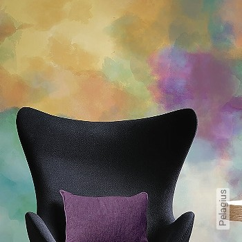 Preis:438,50 EUR - Kollektion(en): - Farbverlauf - Abwaschbare Tapeten