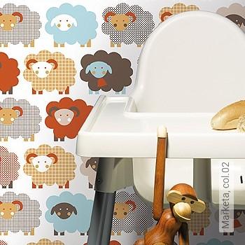 Preis:54,00 EUR - Kollektion(en): - Fauna - KinderTapeten