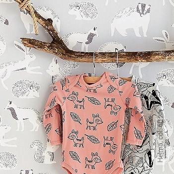 Preis:40,95 EUR - Kollektion(en): - Fauna - KinderTapeten