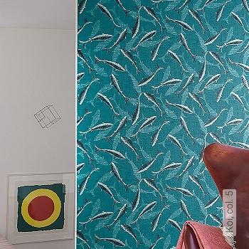 Preis:88,00 EUR - Kollektion(en): - Fische - NEUE Tapeten