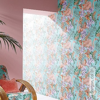 Preis:154,80 EUR - Kollektion(en): - Flamingos - NEUE Tapeten