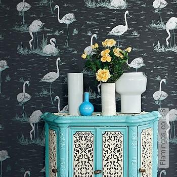 Preis:107,00 EUR - Kollektion(en): - Flamingos - NEUE Tapeten