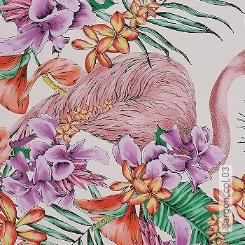 Price:154,80 EUR - Kollektion(en): - Flamingos