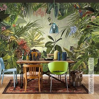 Preis:119,90 EUR - Kollektion(en): - Florale Muster - FotoTapete