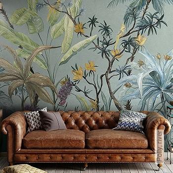 Preis:109,00 EUR - Kollektion(en): - Florale Muster - FotoTapete