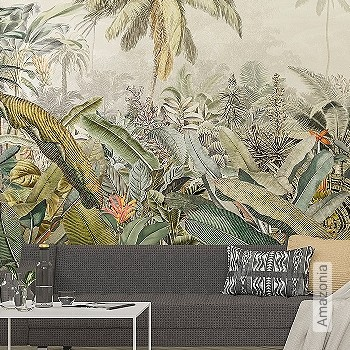Preis:119,90 EUR - Kollektion(en): - Florale Muster - NEUE Tapeten