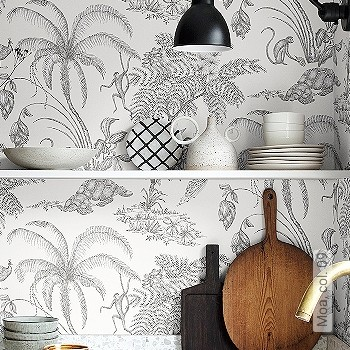 Preis:109,00 EUR - Kollektion(en): - Florale Muster