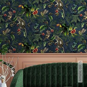 Price:37,95 EUR - Kollektion(en): - Floral wallpaper