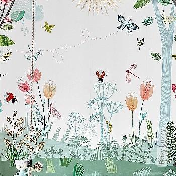 Price:257,50 EUR - Kollektion(en): - Floral wallpaper