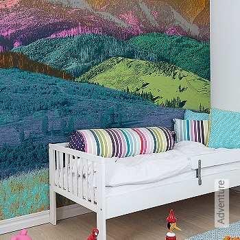 Preis:379,10 EUR - Kollektion(en): - FotoTapete - Berge