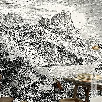 Preis:379,50 EUR - Kollektion(en): - FotoTapete - Berge