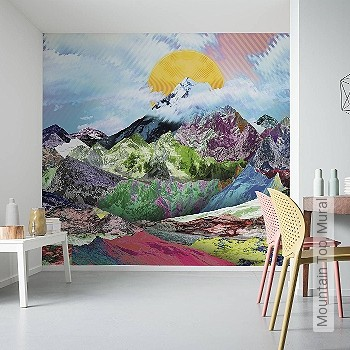 Preis:144,90 EUR - Kollektion(en): - FotoTapete - Berge
