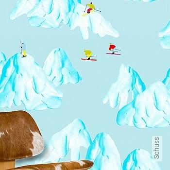 Preis:480,00 EUR - Kollektion(en): - FotoTapete - Berge