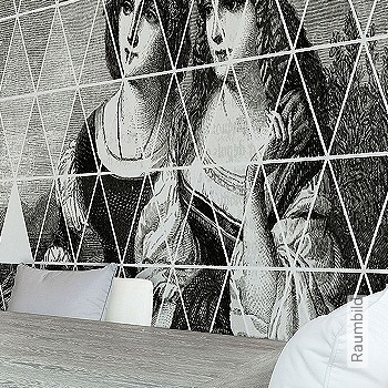 Preis:461,00 EUR - Kollektion(en): - FotoTapete - Changierend - Zeichnungen - Schwarz