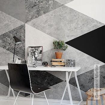 Preis:379,10 EUR - Kollektion(en): - FotoTapete - Dreiecke