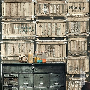 Preis:438,50 EUR - Kollektion(en): - FotoTapete - EN15102/EN13501.B-s1 d0 - Abwaschbare Tapeten - Holzdesign / Holzoptik