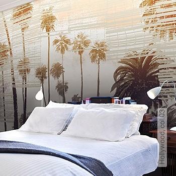 Preis:544,00 EUR - Kollektion(en): - FotoTapete - Farbverlauf - Schlafzimmer - Florale Muster - Abwaschbare Tapeten