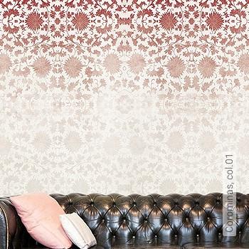 Preis:544,00 EUR - Kollektion(en): - FotoTapete - Farbverlauf - Vliestapeten - Abwaschbare Tapeten