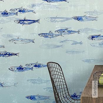 - Kollektion(en): - FotoTapete - Fische