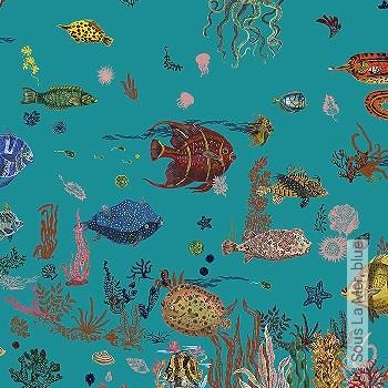 Preis:480,00 EUR - Kollektion(en): - FotoTapete - Fische