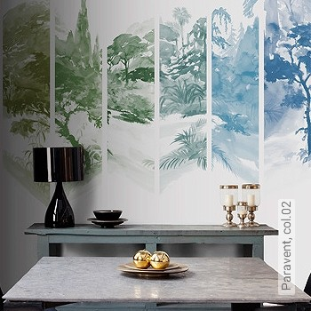 Preis:604,46 EUR - Kollektion(en): - FotoTapete - Florale Muster - Abwaschbare Tapeten