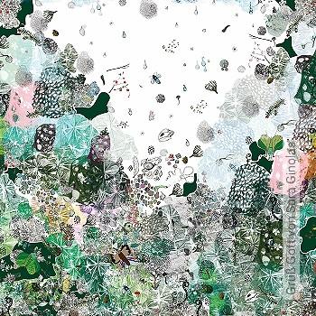 Preis:307,50 EUR - Kollektion(en): - FotoTapete - Florale Muster - Abwaschbare Tapeten