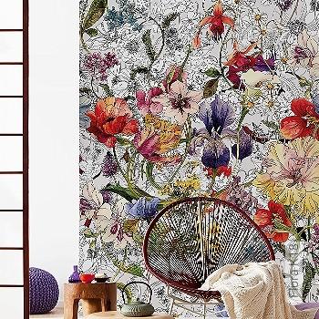 Preis:53,00 EUR - Kollektion(en): - FotoTapete - Florale Muster