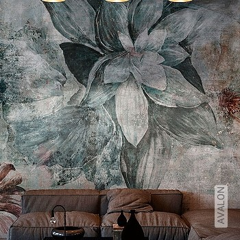 - Kollektion(en): - FotoTapete - Florale Muster