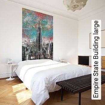 Preis:172,00 EUR - Kollektion(en): - FotoTapete - Gute Lichtbeständigkeit - Restlos abziehbar - Moderne Tapeten