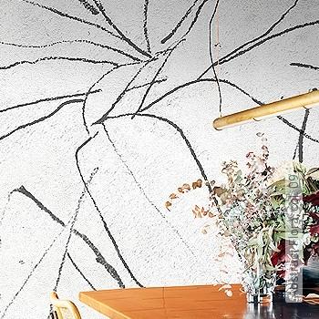 Preis:56,00 EUR - Kollektion(en): - FotoTapete - Gute Lichtbeständigkeit - Schwarz - Florale Muster