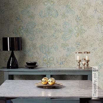 Preis:609,19 EUR - Kollektion(en): - FotoTapete - Paisley Tapeten